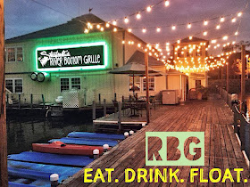 River Bottom Grill at Florence Harbor and Marina