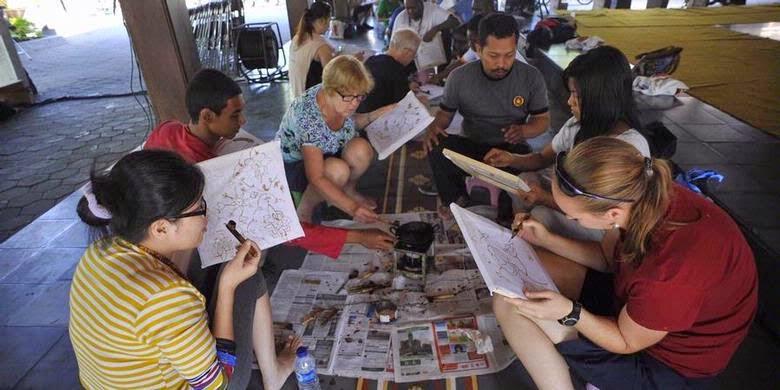 Wisata Budaya Di Yogyakarta Memikat Turis Asing