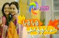 Puthu Puthu Arthangal 09-04-2015 | Polimer TV Serial