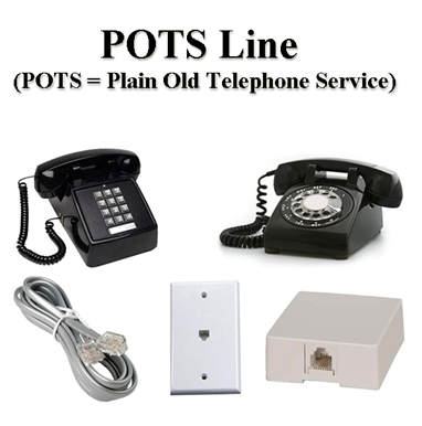 Ma Bell announces the shut down of all Copper Wire Phone Lines (POTS ...