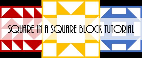 Square in a Square Block Tutorial