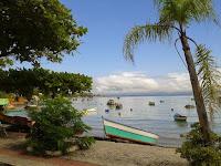 Praia Ganchos do Meio Governador Celso Ramos Brasil