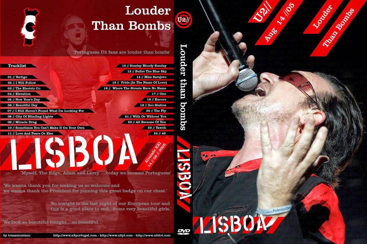 Lisboa, Banda U2, Bono, Palmas, Português, Show, Internacional, Lançamento, Drone, Marinha