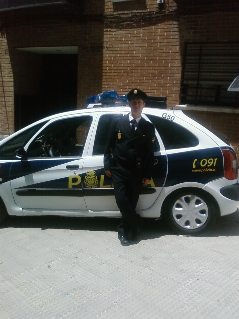 POLICÍA NACIONAL