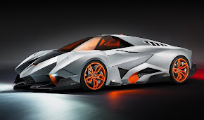 LAMBORGHINI EGOISTA CONCEPT