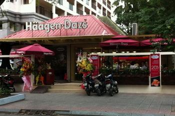 Häagen-Dazs Café khai trương cửa hàng thứ 2 tại Tp.HCM, Häagen-Dazs Café, café kem lanh, café san vuon, ca phe san vuon, café may lanh, quan café dep, ca phe sai gon, diem an uong ngon, mon ngon sai gon