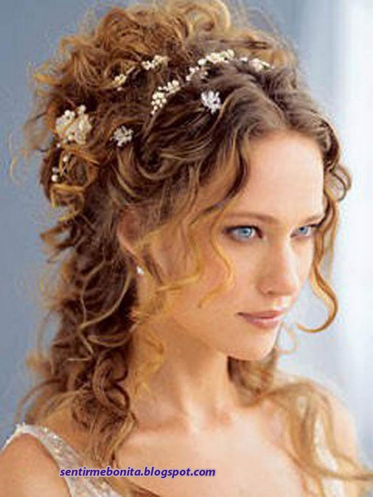 7 peinados cabello rizado en español YouTube - Peinados Con Rulos Naturales