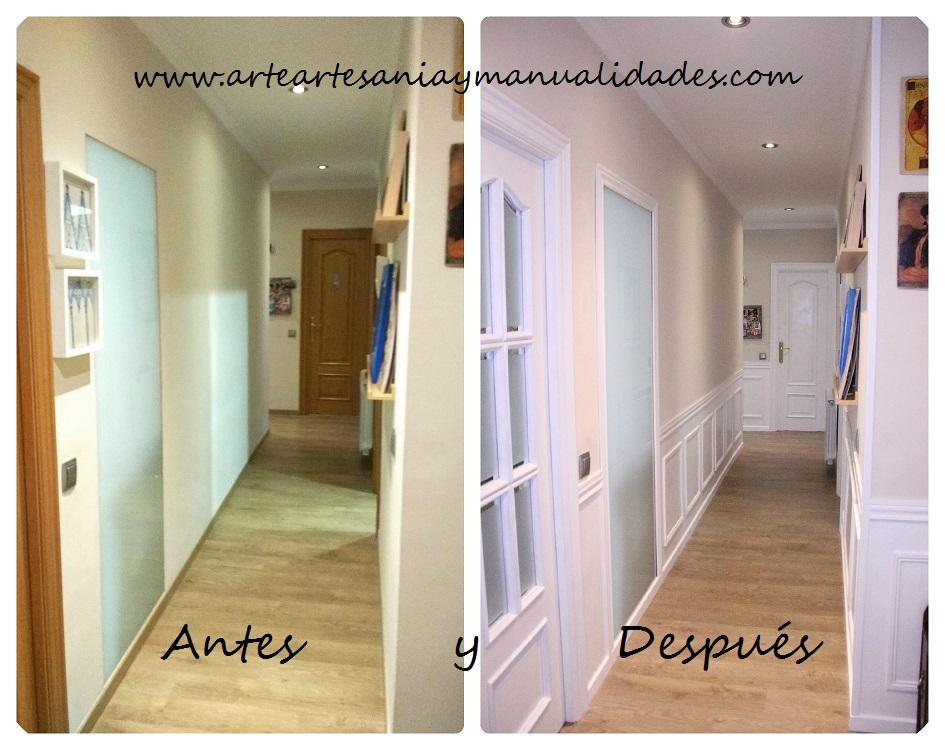 Arte artesania y manualidades lacado de puertas handmade - Como pintar una puerta de madera con brocha ...