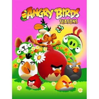 Selimut Rosanna Angry Bird