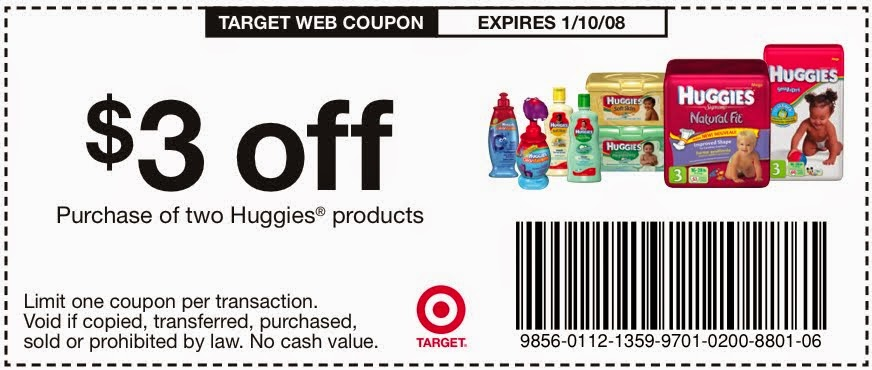 Printable Coupons: Target Coupons - photo #42