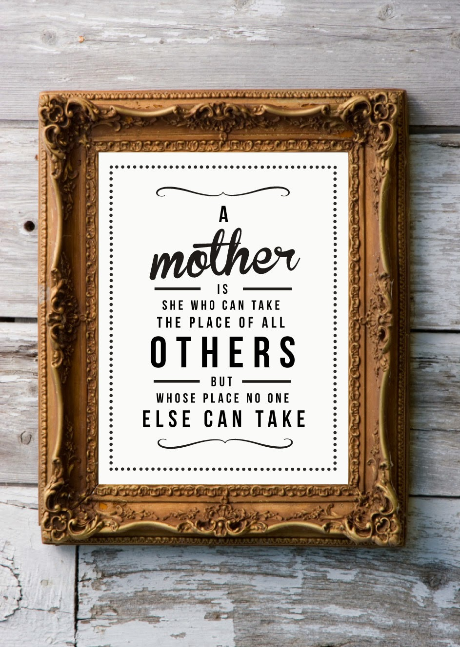 Sunday Quotes and Happy Mother's Day