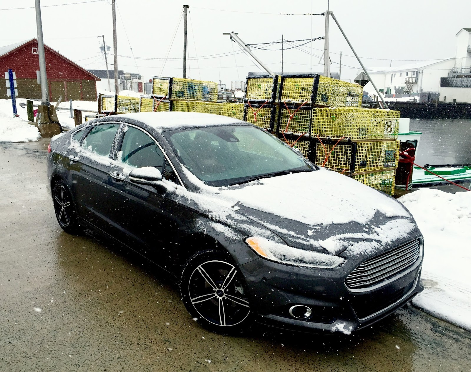 2015 ford fusion titanium awd review yet another
