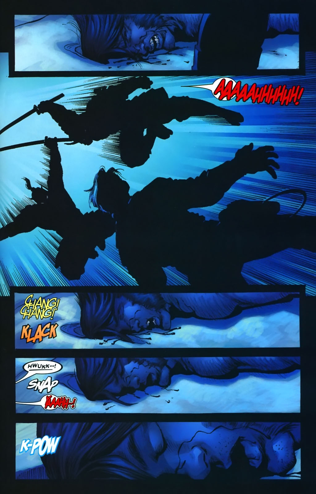 Read online Wolverine (2003) comic -  Issue #38 - 18