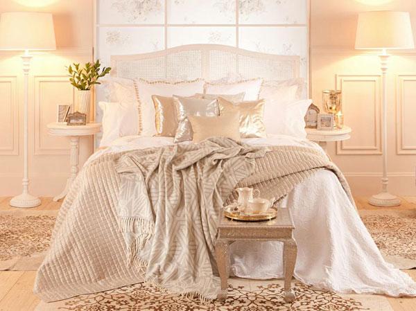 Nuevo aire al dormitorio decorar tu casa es - Zara home cuadros ...