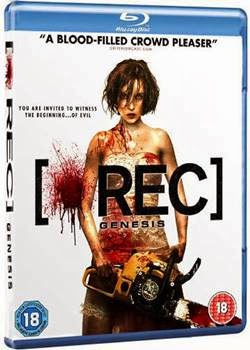 Download Rec 3 Genesis RMVB Dublado + AVI Dual Áudio Torrent BDRip