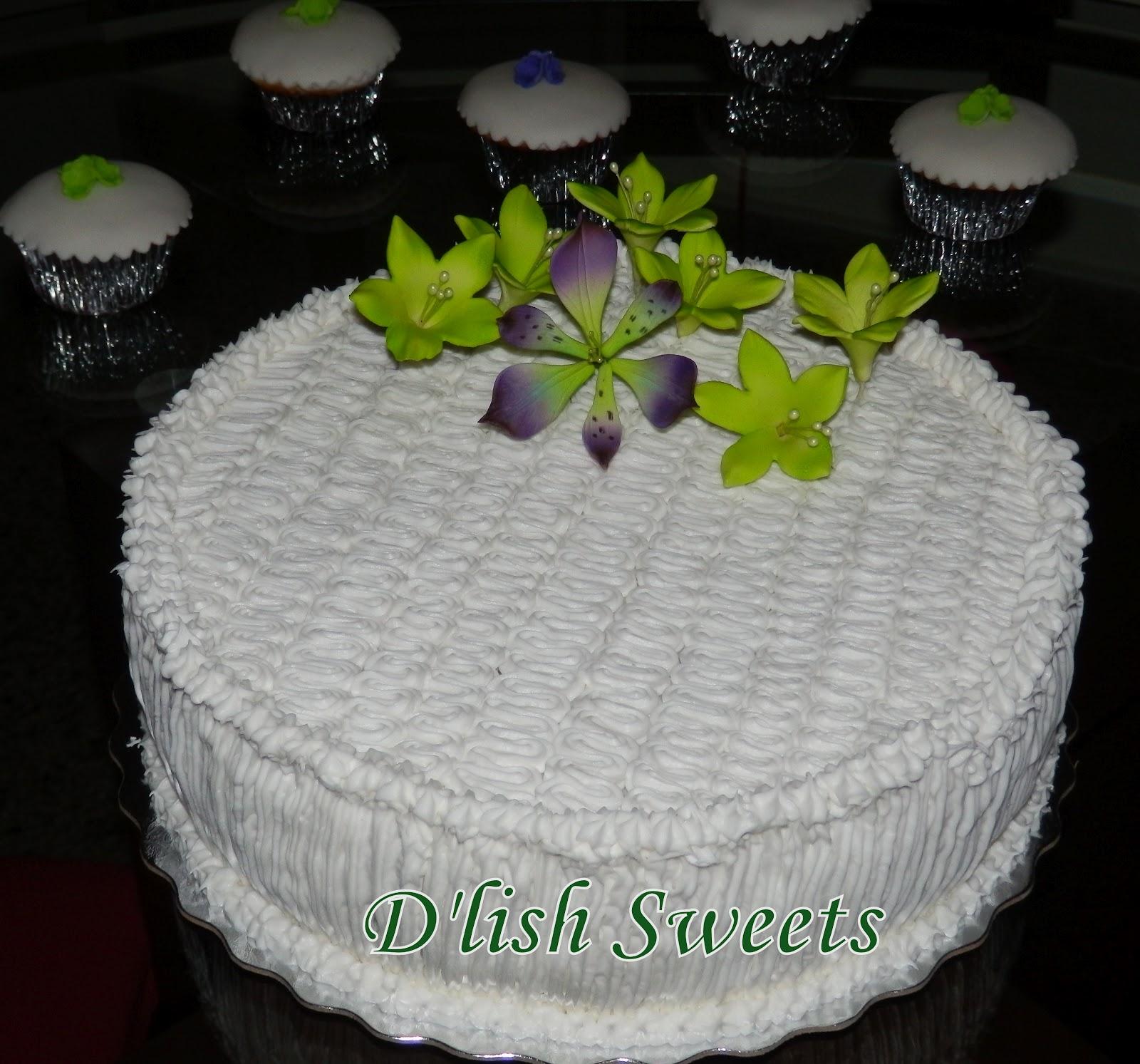 D 39 lish sweets bizcocho y cupcakes de cumplea os - Bizcochos para cumpleanos ...