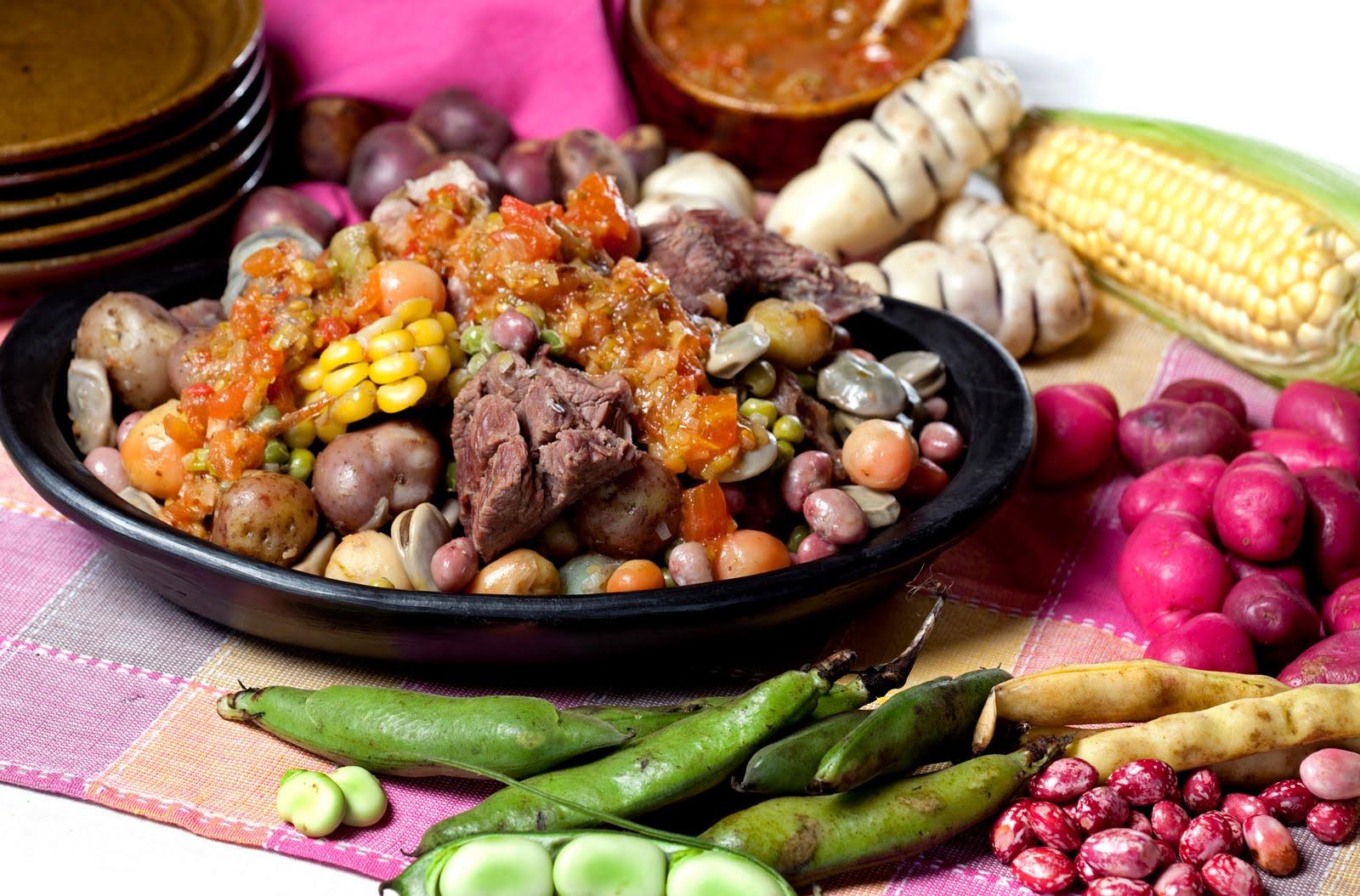 Cocina colombiana, color y alegría   El Chef dice