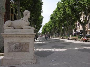 Passeig del Born - Palma
