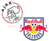 Ajax Amsterdam - Red Bull Salzburg