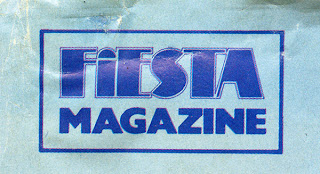 Fiesta magazine - unusual packing for an Adana 8x5