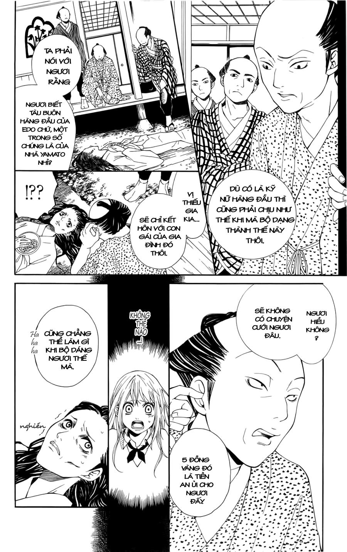 Shoujotachi no Kaidan chap 1 - Trang 27