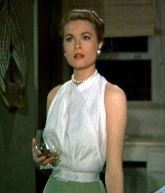 Leesh on vintage inspirational icon monday grace kelly for Grace kelly fenetre sur cour