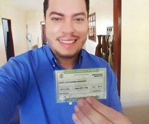Presidente da Câmara de Vereadores de Mata Grande transfere título eleitoral para Canapi