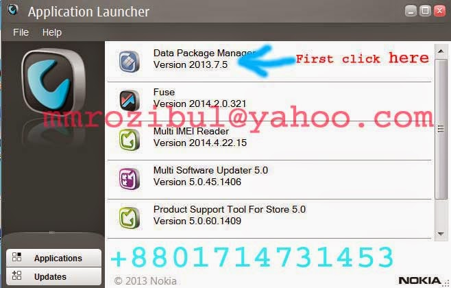 How To Flash Nokia X Android RM-980 1