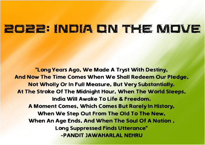 Twenty22-India on the move