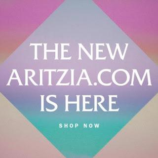 Aritzia online shopping, Aritzia new website, Aritzia