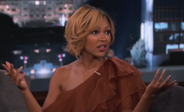 Meagan Good Nude Leaked Photo Scandal Response Via Instagram