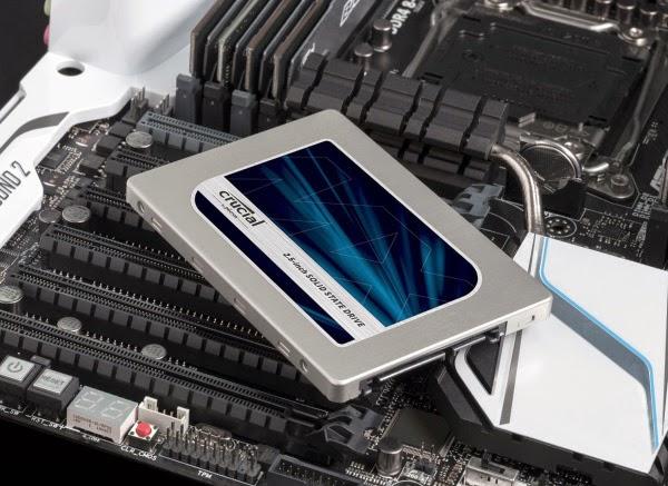 Crucial MX200 1TB SSD