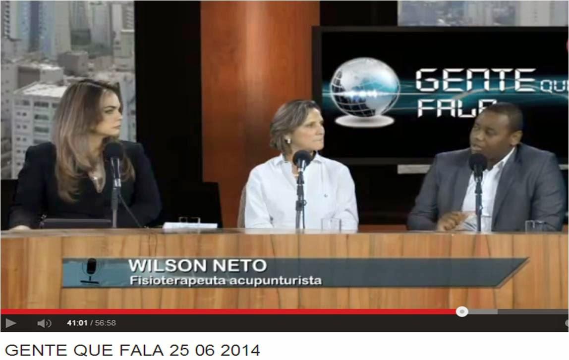 Programa Gente que Fala 25/06/2014