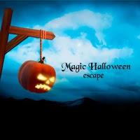 Juegos de Escape Magic Halloween Escape