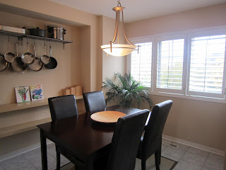 Dining room, kitchen, eating area, breakfast area, dining room update, dining room makeover