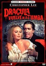Drácula vuelve de la tumba (1968)(Dracula Has Risen from the Grave)