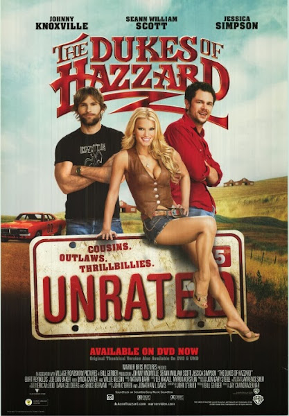The Dukes Of Hazzard (2005) Poster