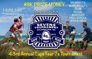 Sponsor: Cape Fear 7s