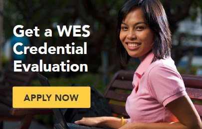 WES Credential Evaluations