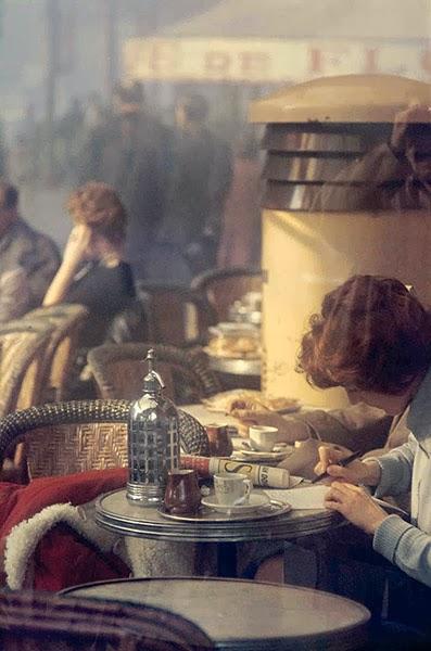 Saul Leiter - Paris,1959.