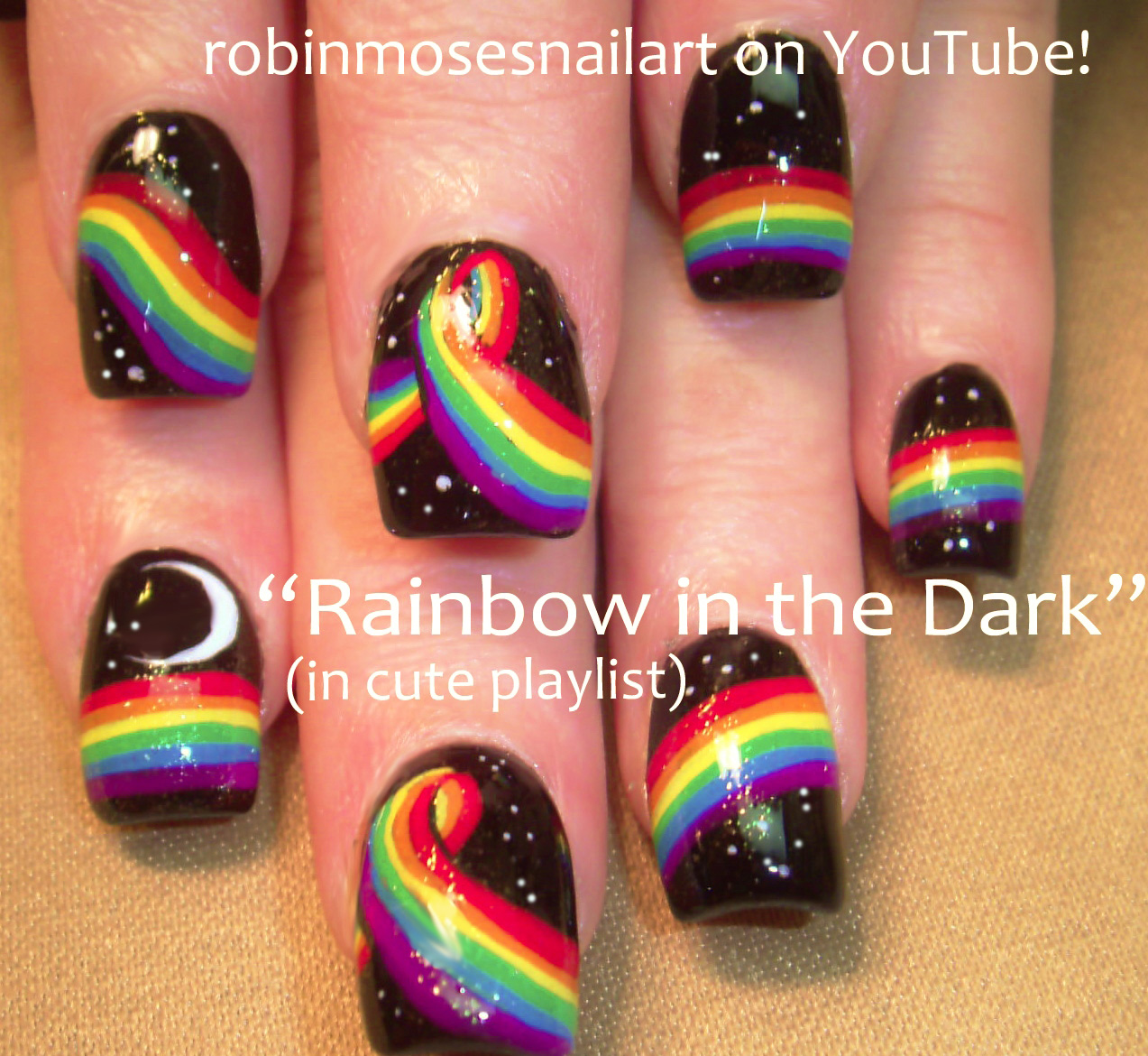 Robin Moses Nail Art: March 2013