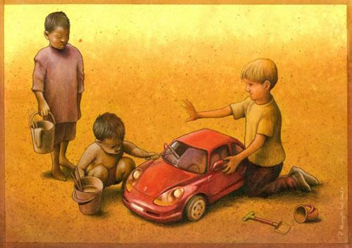 Nuestro injusto mundo