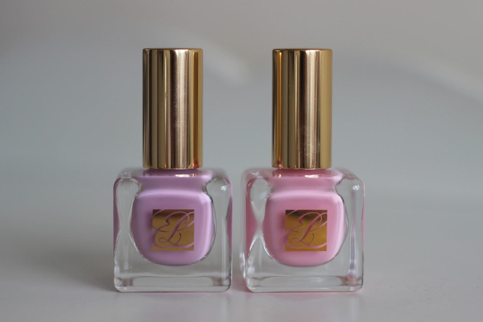 Stone Blog: Estée Lauder Pure Color Nail Lacquer Heavy Petals