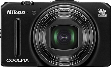 Nikon Coolpix S9700 Camera User's Manual