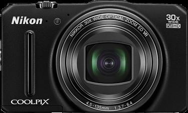 Nikon Coolpix S9700 Camera User's Manual