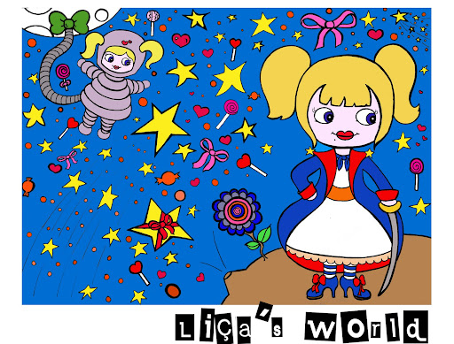 Liça's world