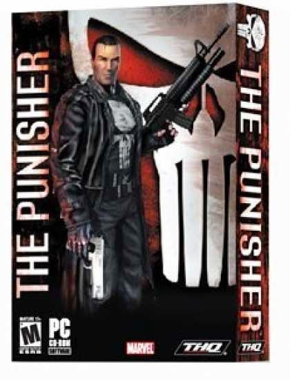 Название диска: Punisher Оригинальное название: Punisher Разработчик: Volit