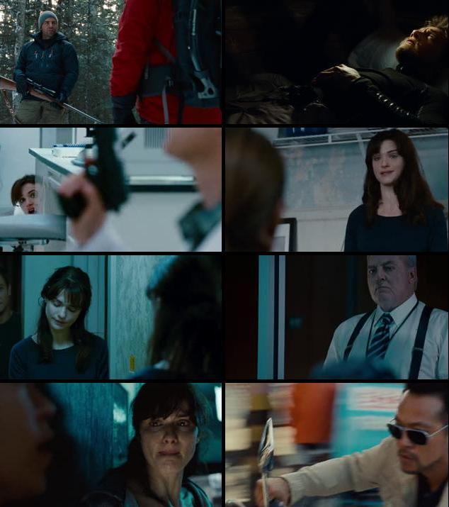 The Bourne Legacy 2012 Dual Audio Hindi 480p BRRip
