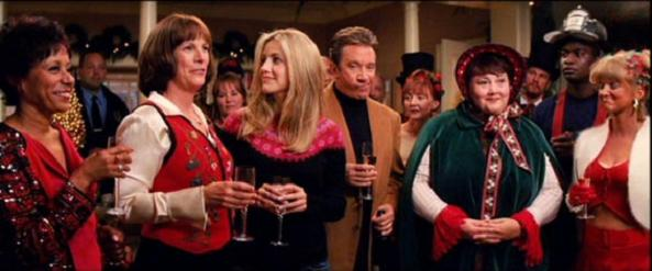 Christmas with the Cranks Movie Wallpaper and Trailer
