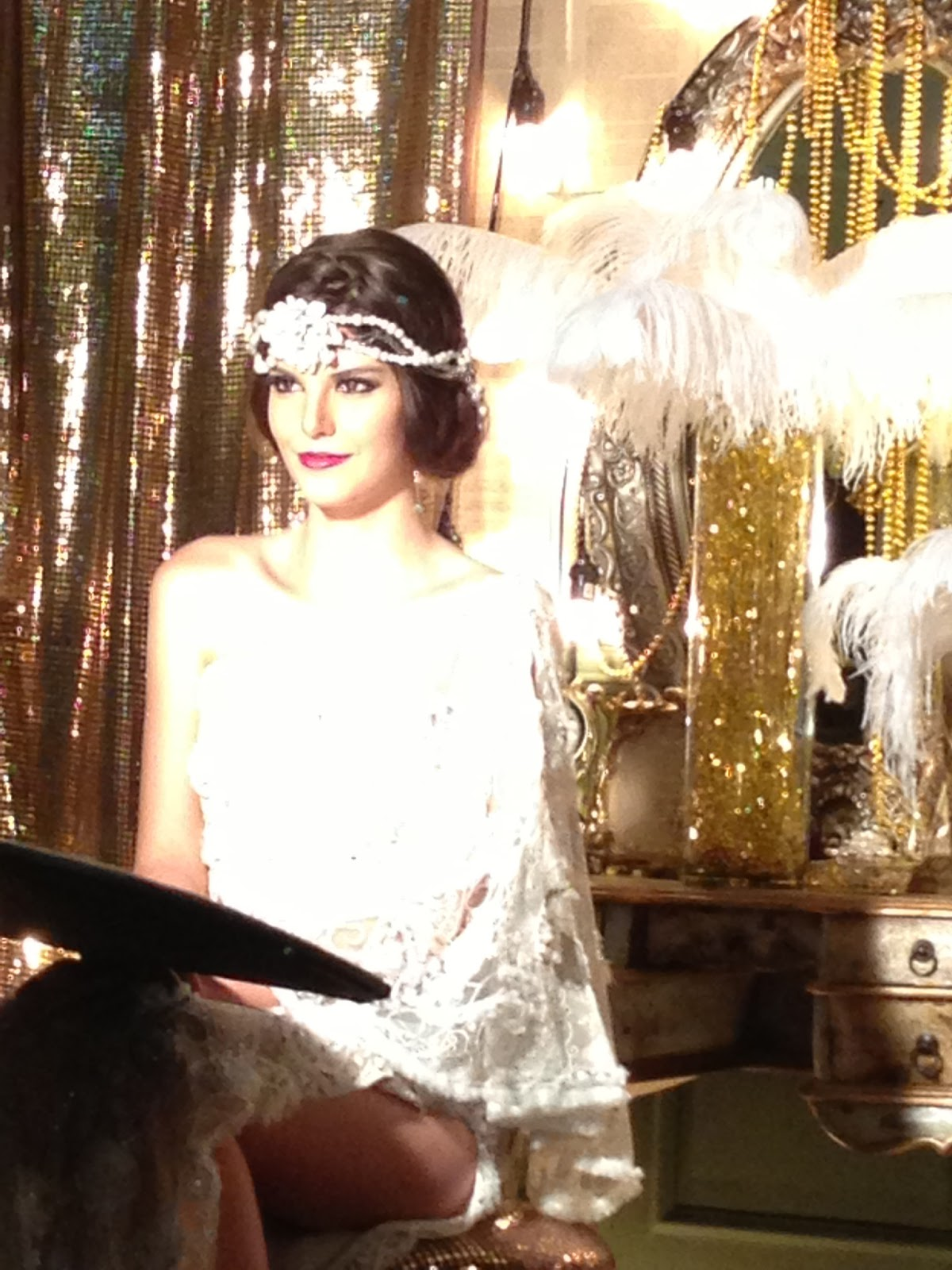 Displaying 18> Images For - Great Gatsby Wedding Makeup... Great Gatsby Makeup